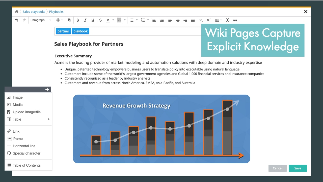 company wiki